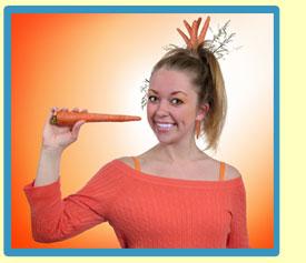 carrot-girl