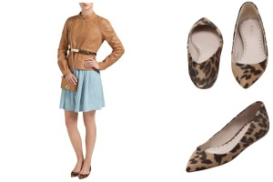 Mulberry-Camel-Leopard-Ballerina-as-Women-Shoes