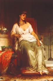Dicksee_Thomas_Francis_Cleopatra