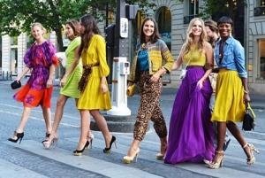 Цветови съчетания в обличането, кой цвят с какви цветове си подхожда?