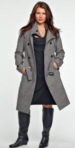 Модни палта за едри жени, палта за пълни дами ,
