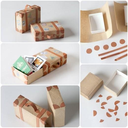 Мебель для кукол из коробок своими руками фото 751