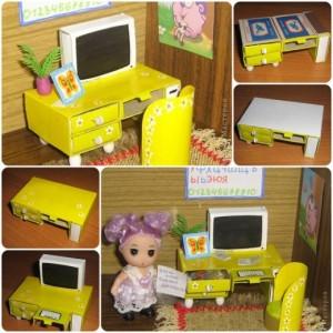 Компьютерный-стол-для-куклы-520x520