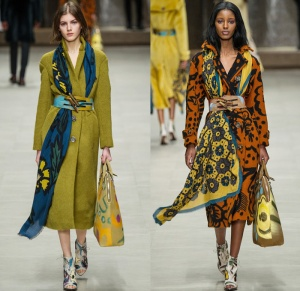 burberry-prorsum-2014-2015-fall-autumn-winter-womens-runwafashion-week-drapery-flowers-scarf-outerwear-trench-pea-coat-artwork-lace-sheer-dress-0