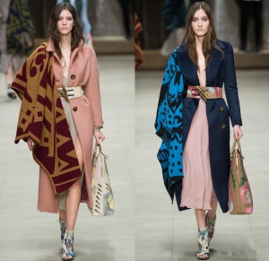 burberry-prorsum-2014-2015-fall-autumn-winter-womens-runway;n-fashion-week-drapery-flowers-scarf-outerwear-trench-pea-coat-artwork-lace-sheer-dress-0