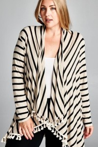 plus_size_striped_cardigan_1