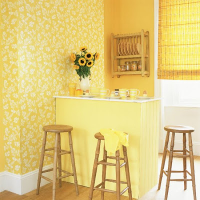 Yellow Bar - Country Homes & Interiors
