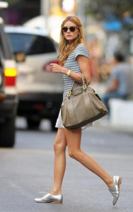 33831, NEW YORK, NEW YORK - Saturday 5th September 2009. Olivia Palermo enjoys a stroll with her boyfriend Johannes Huebl in downtown Manhattan. Photograph: PacificCoastNews.com***FEE MUST BE AGREED PRIOR TO USAGE*** UK OFFICE: +44131557 7760/7761/7762 US OFFICE: + 1 310 261 9676