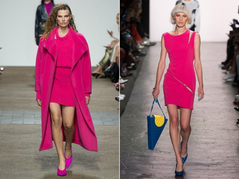color tendencia pink yarrow