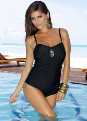 Anahi Gonzales for Bonprix Swimwear 2013-163